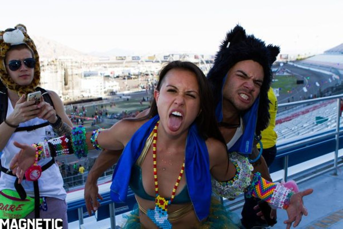 EDM Event: EDC Las Vegas 2013 - You Were The Headliner