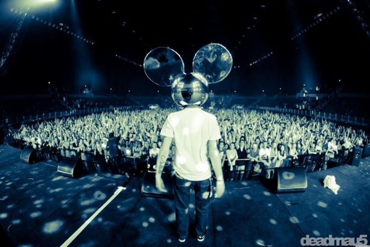 EDM News: deadmau5 Releases Two New Tracks On SoundCloud