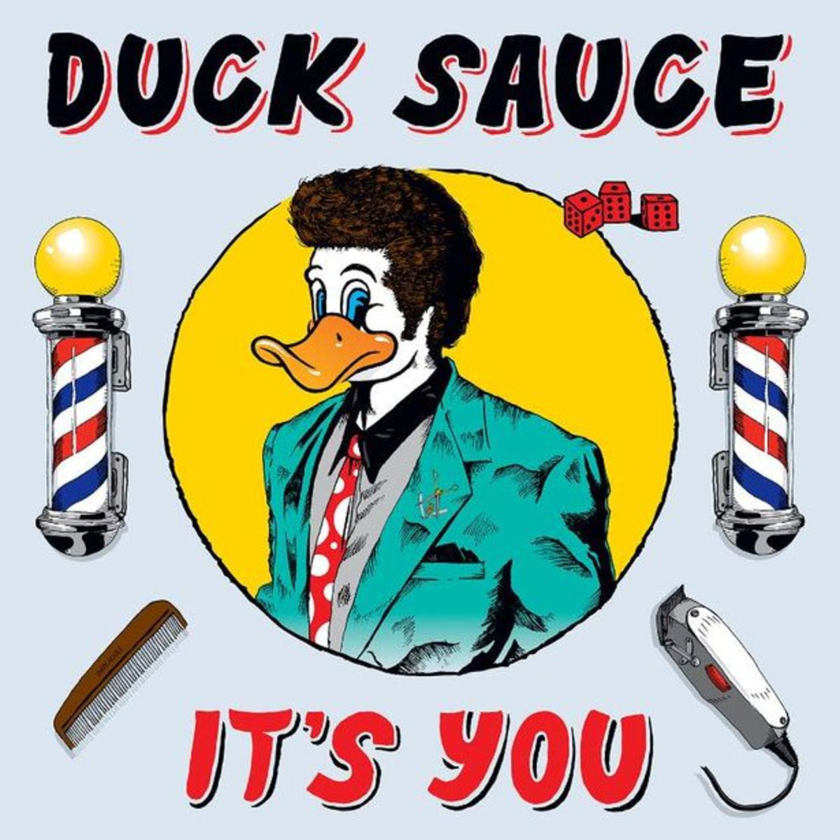 "EDM News: Duck Sauce Debuts New Video For ""It's You"", Announces Studio Album"