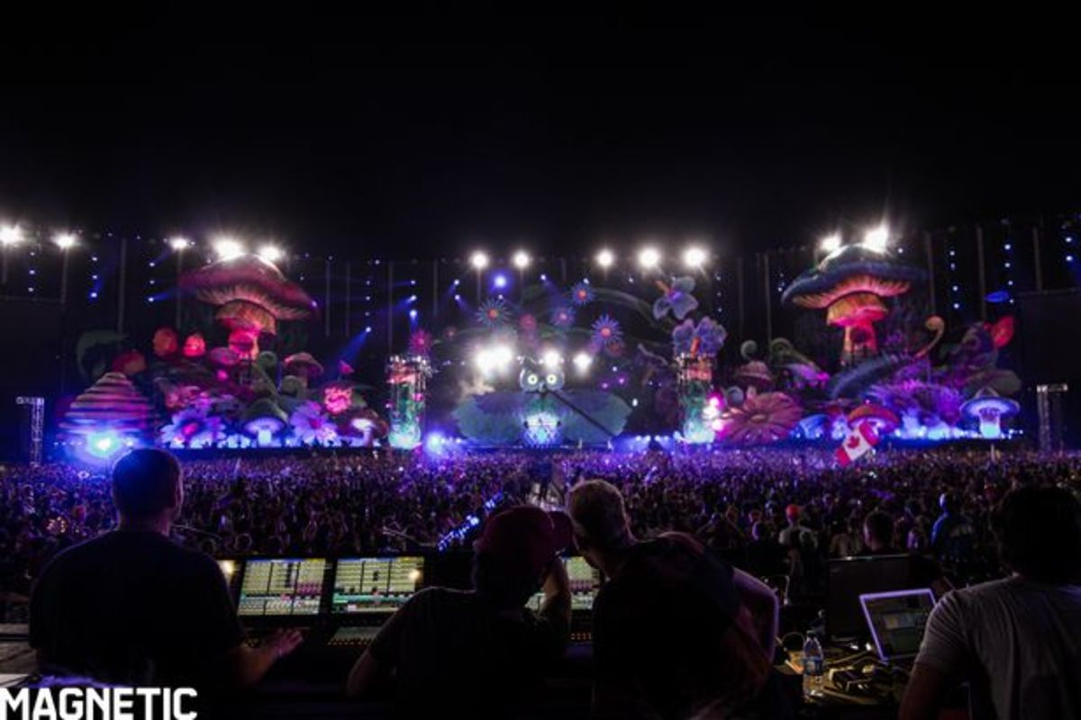 EDM Event: EDC Las Vegas 2013 - You Are The Headliner