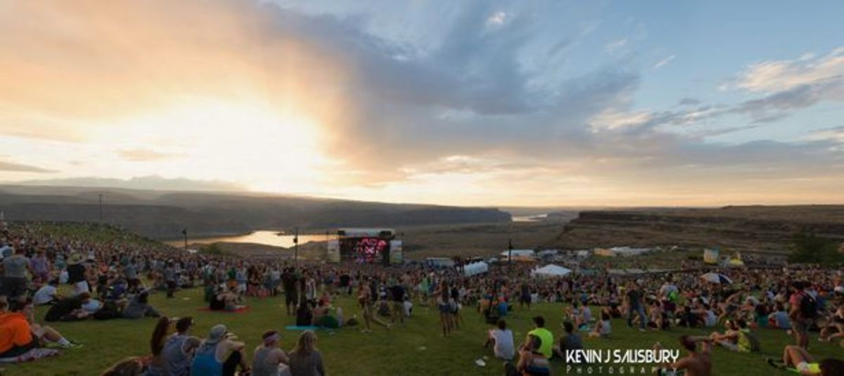 EDM Event Recap: Paradiso At The Gorge In Washington State