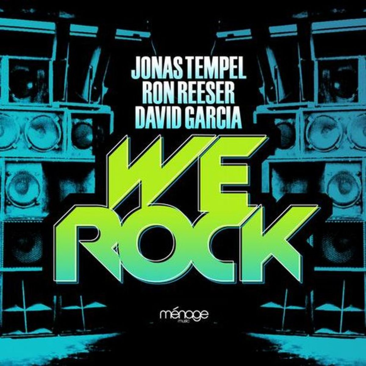 "EDM Listen: ""We Rock"" By David Garcia, Jonas Tempel & Ron Reeser; File Under Big Room Electro Party Starter"
