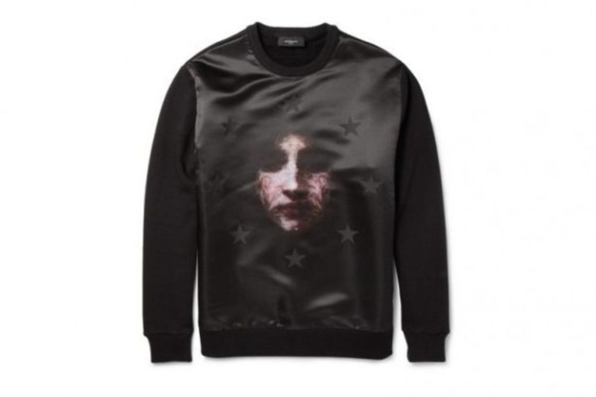 EDM Fashion: Soletron Previews Givenchy's Fall 2013 High End Sweatshirt Line