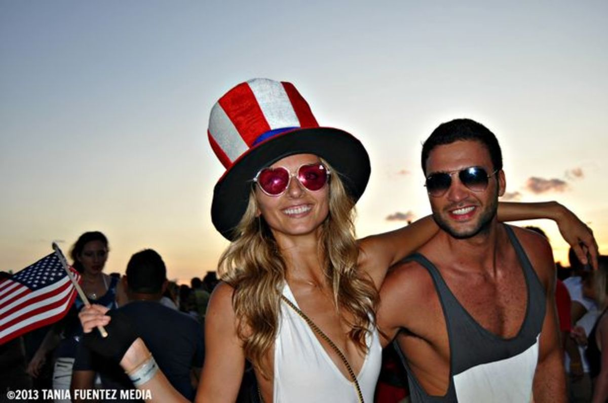 EDM Event Review: Photo Recap Of Verboten's StageONE July Fourth Celebration With Sasha, Maya Jane Coles, Guy Gerber And More