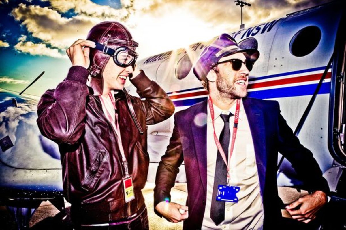 "EDM Download: Flight Facilities X Fleetwood Mac ""Family Man""; File Under Nu-Disco Vs. Classic Rock Heaven"