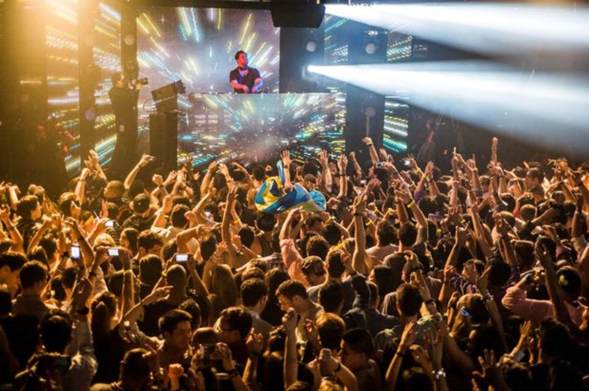 "EDM News: Sebastian Ingrosso Releases Video For ""Reload""; Shot In NYC"