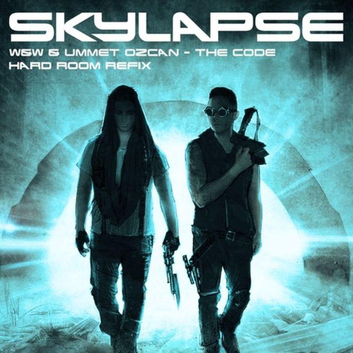 "EDM Download: W&W & Ummet Ozcan - ""The Code"" Skylapse Hardroom Refix; File Under Hard Style"