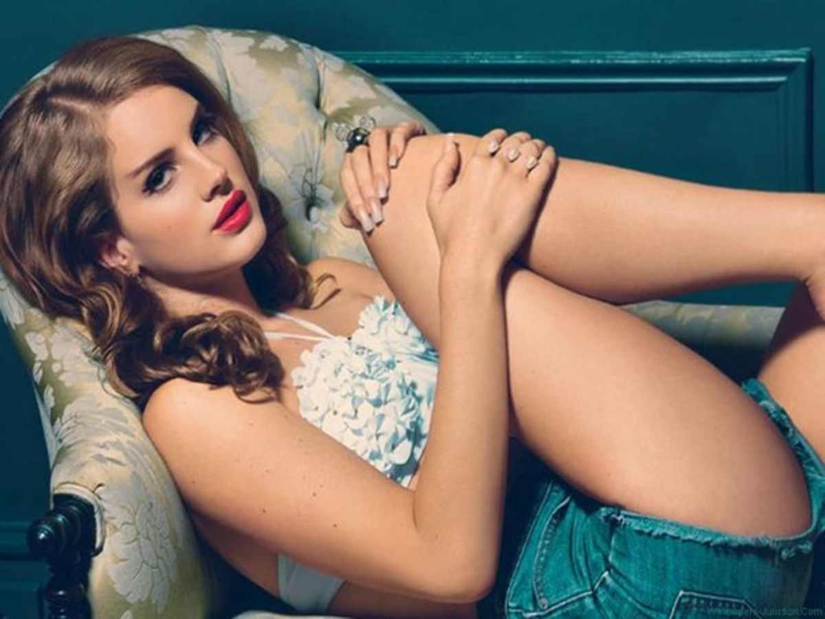 "EDM News: Lana Del Rey ""Young And Beautiful"" (Kaskade REMIX) - File OMG! Progressive House"