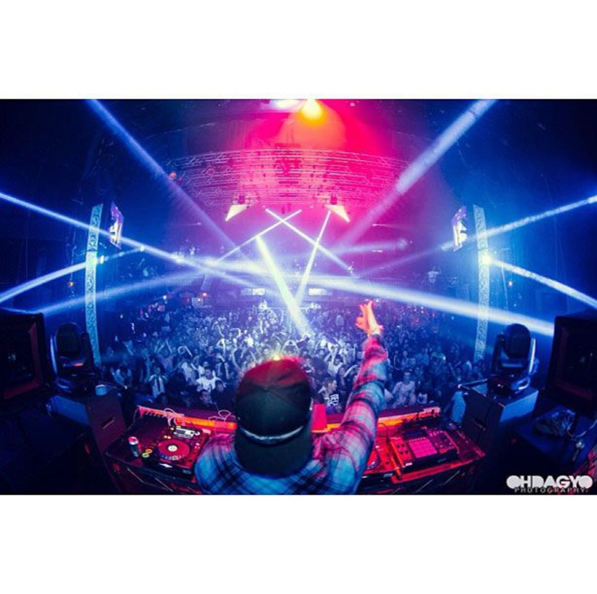 EDM Event Recap: Control at Avalon Hollywood- Trolley Snatcha X Calvertron X Gent & Jawns