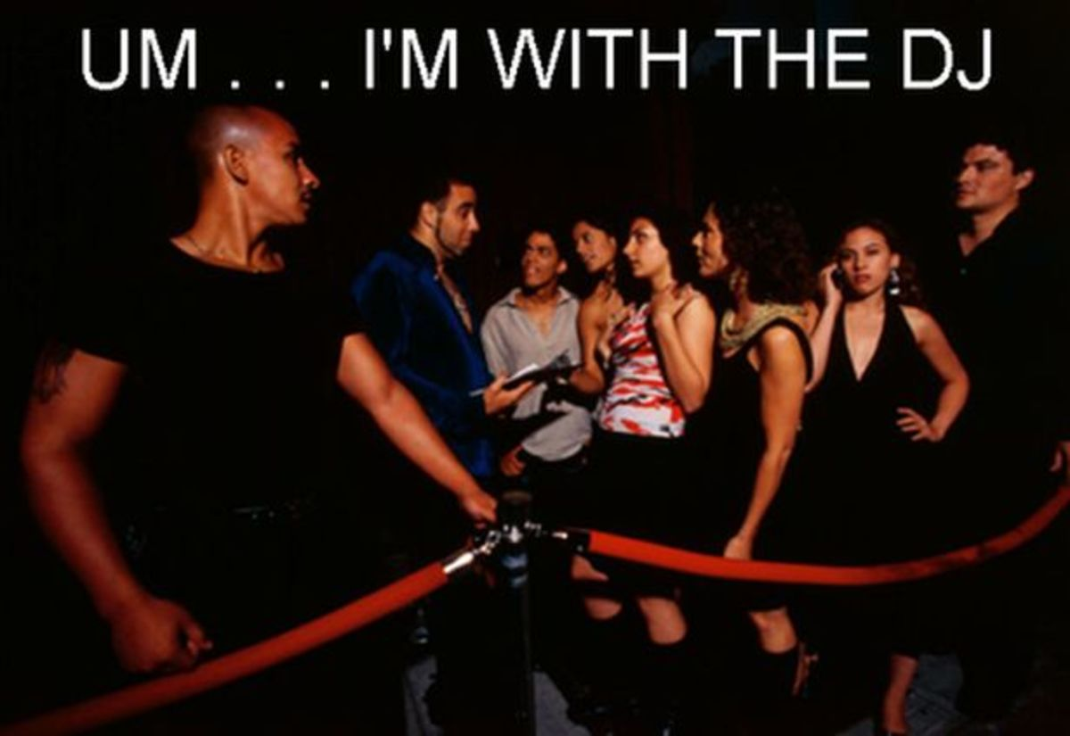 EDM News: Top 10 Tips To Get Past The Velvet Rope