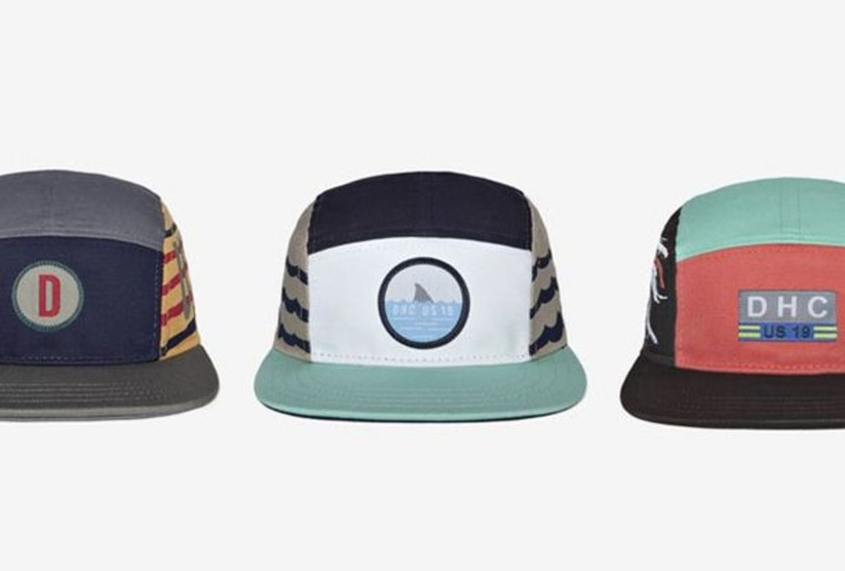 EDM Style: The Decades Comes Through With Nautical Styled Headwear; Perfect For The Yacht Rock DJ