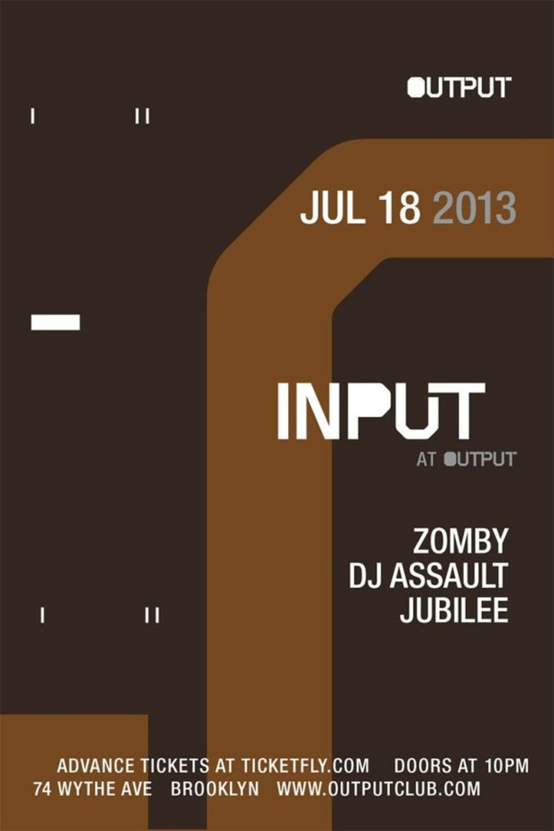 EDM Event: NYC Events Around Town 7-19 to 7-24; Govs Island Weekend Guide, DJ Assault, Zomby, Mark E, DJ Nuts And More