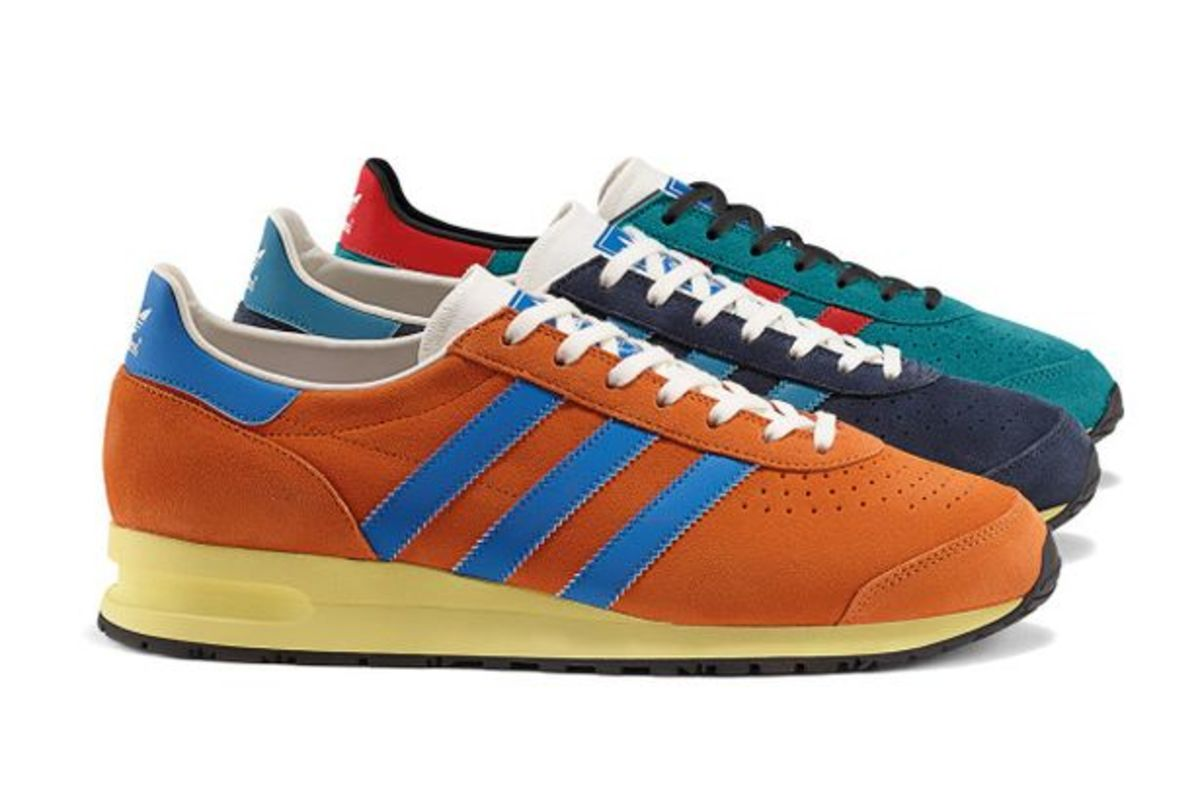 EDM Style: Adidas Releases Marathon 85 Retro Running Shoe For The First Time