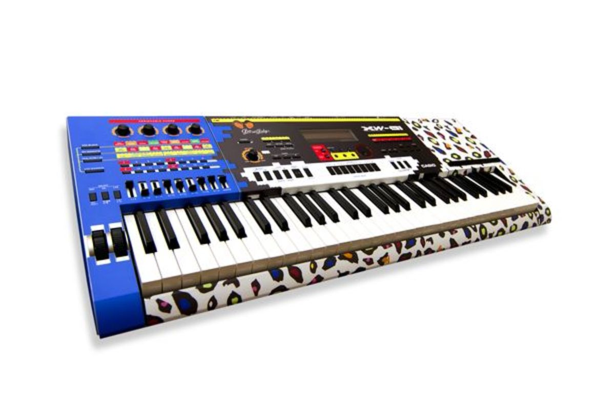 EDM News: Enter To Win Dee & Ricky's Limited Edition Casio XW-G1