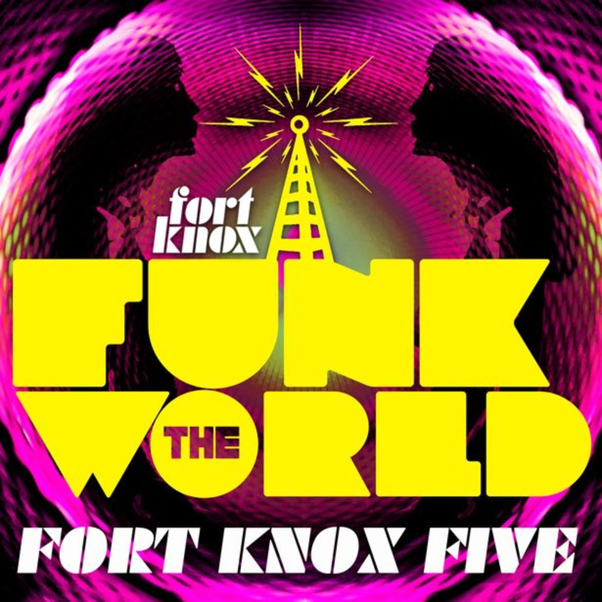 EDM Download: Fort Knox Five Is On The Mix Of Funk The World Vol. 16; File Under 'Their Re-Edit And Remix Game Is On Point'