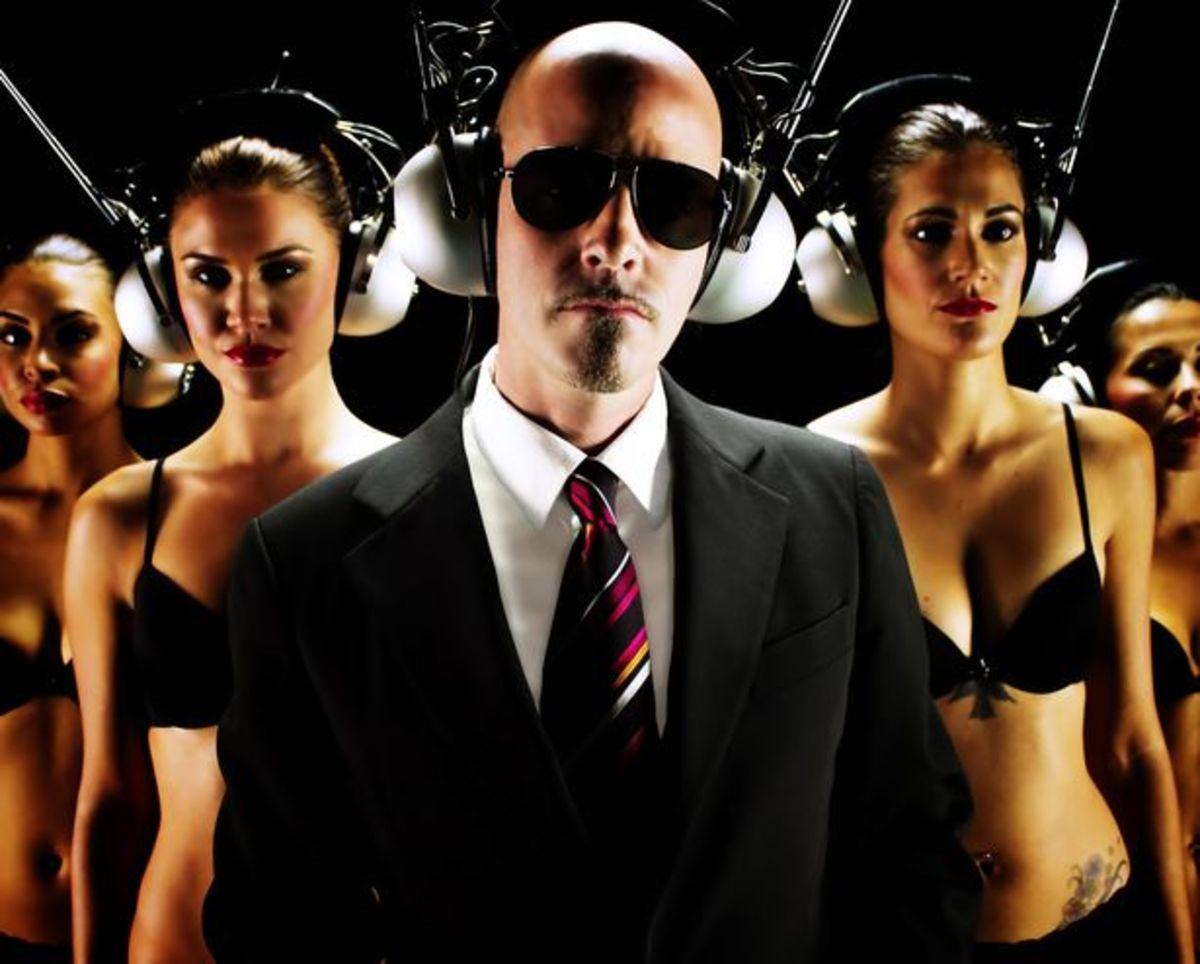EDM News: Static Revenger Releases Audio Teaser ³Back Off, Bitch!² ; Out July 23 Via Dim Mak Records