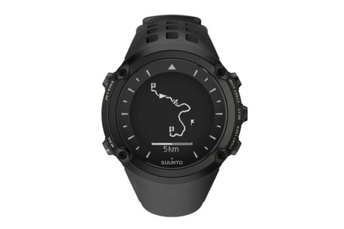 EDM Style: The New Sunnto Ambit2 Black Watch; Complete With James Bond Like Features