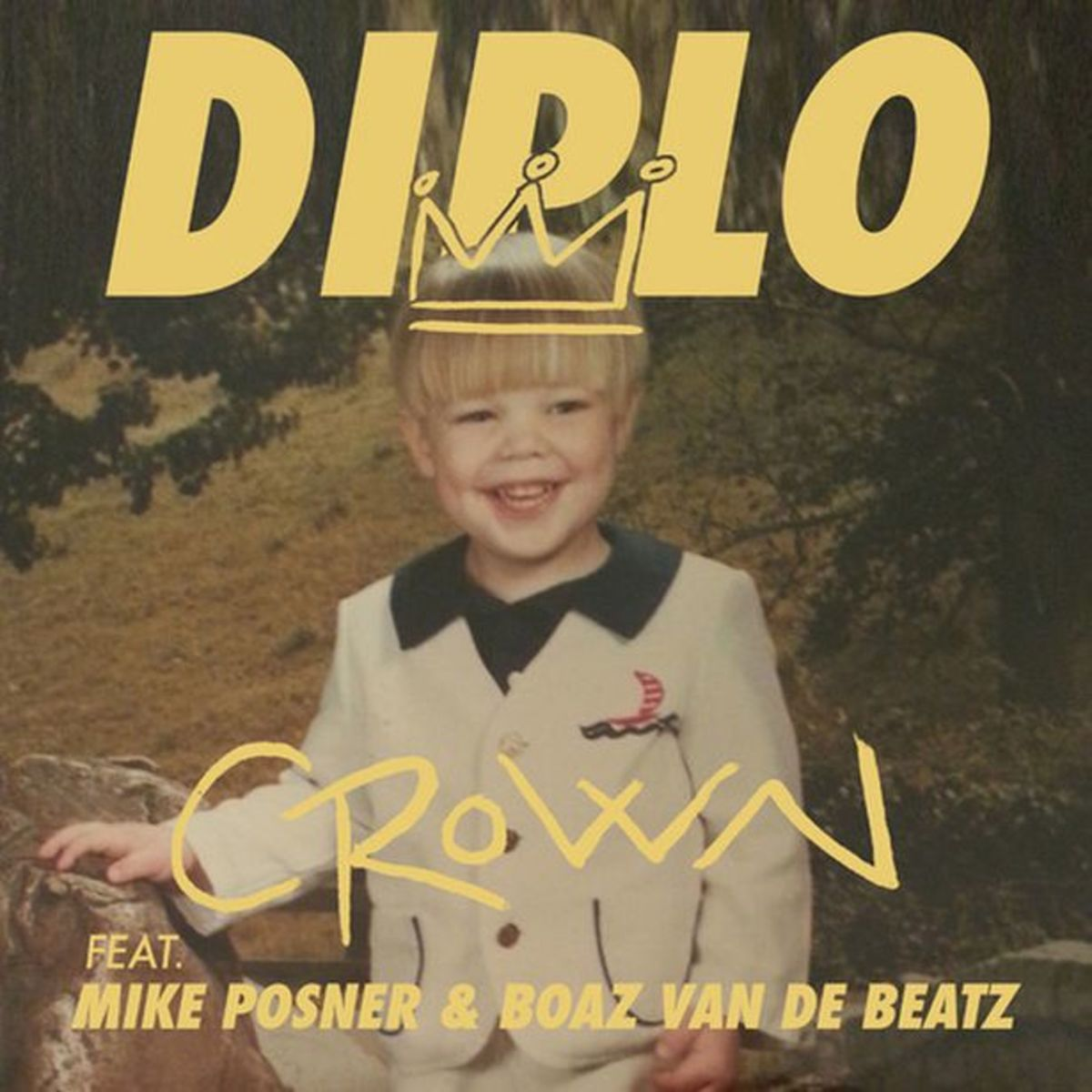 "EDM Download: Diplo's ""Crown"" Featuring Mike Posner, Boaz Van De Beatz And Riff Raff Shared As A Free Download"