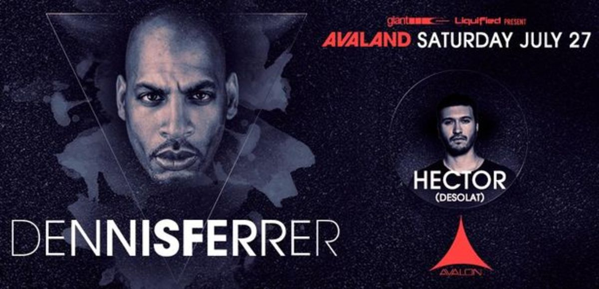 EDM News: Dennis Ferrer Gives An In-Depth Look At EDM Culture; Performing At Avalon July 27th
