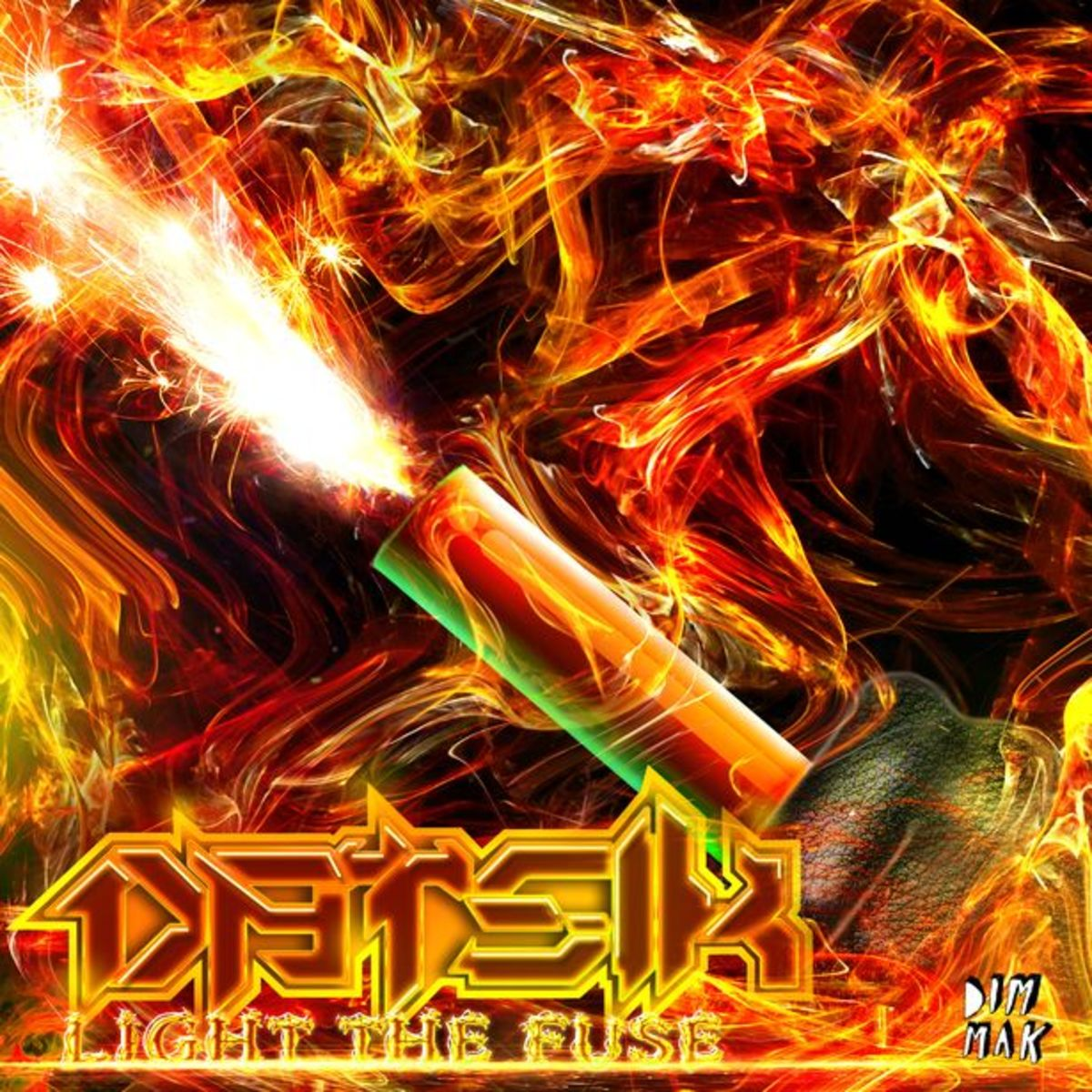 """EDM Download: Terravita's Remix Of Datsik's """"Light The Fuse""""; File Under """"Heavy On The Bass"""""""