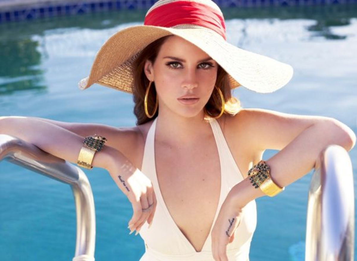"EDM Download: Lana del Rey - ""Summertime Sadness"" (Richy Ahmed Remix); File Under 'House Music'"
