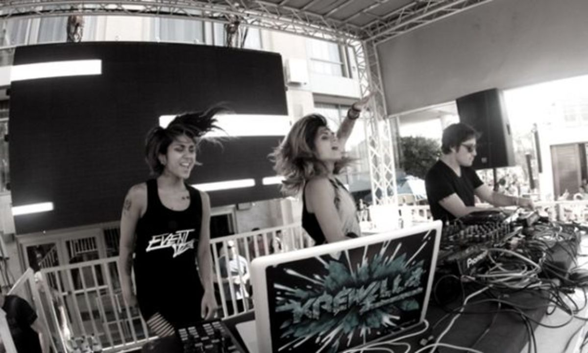 EDM Culture - Krewella Intervention Recap, Special Announcement for Krewella's Get Wet Live Tour