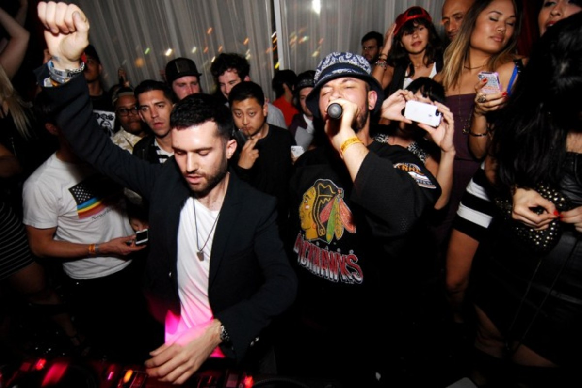 EDM Culture: Event Recap- Iheartcomix Sundays At Drais Featuring A-Trak, Cashmere Cat And Franki Chan