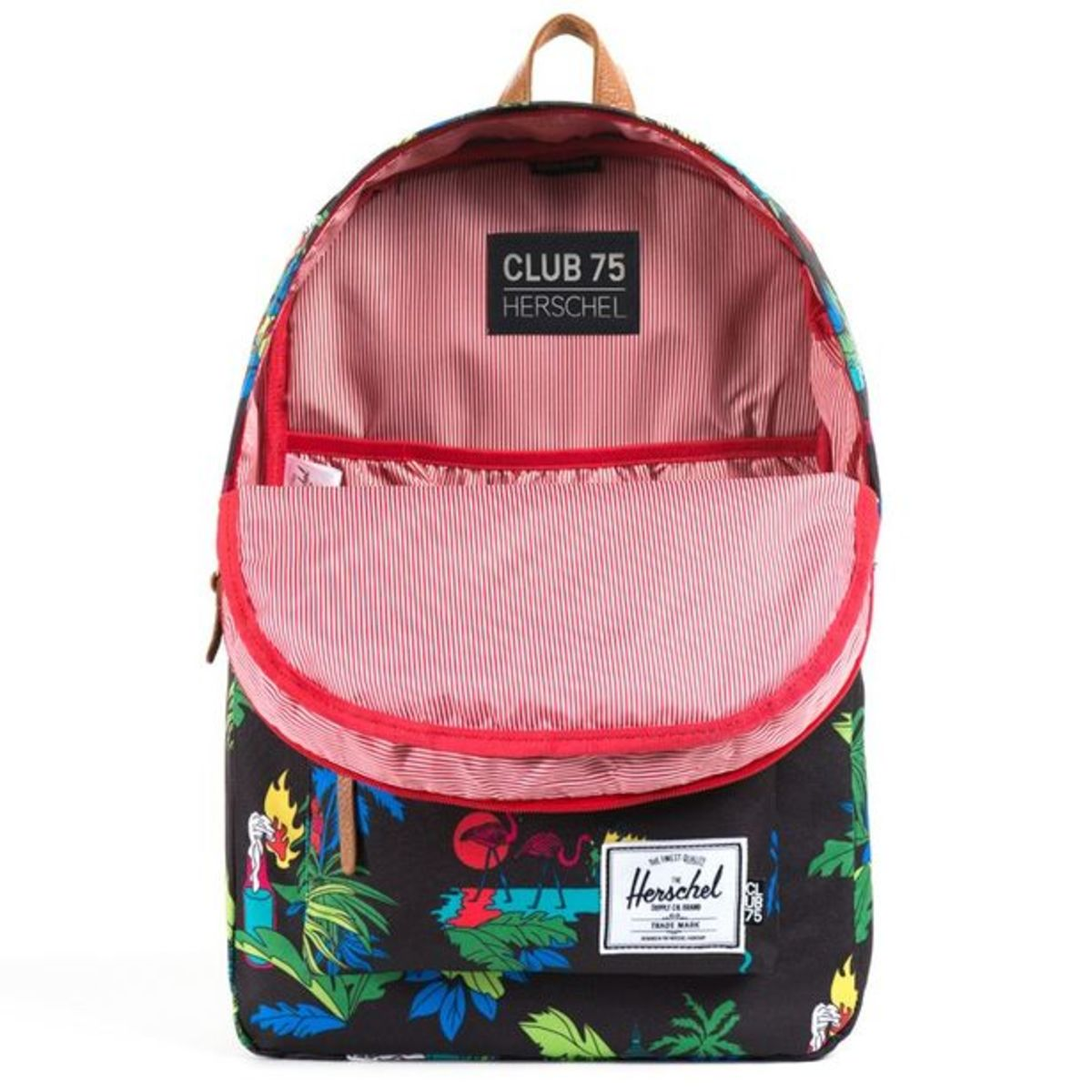 EDM Culture: Busy P's Club 75 Teams Up With Herschel Supply Company