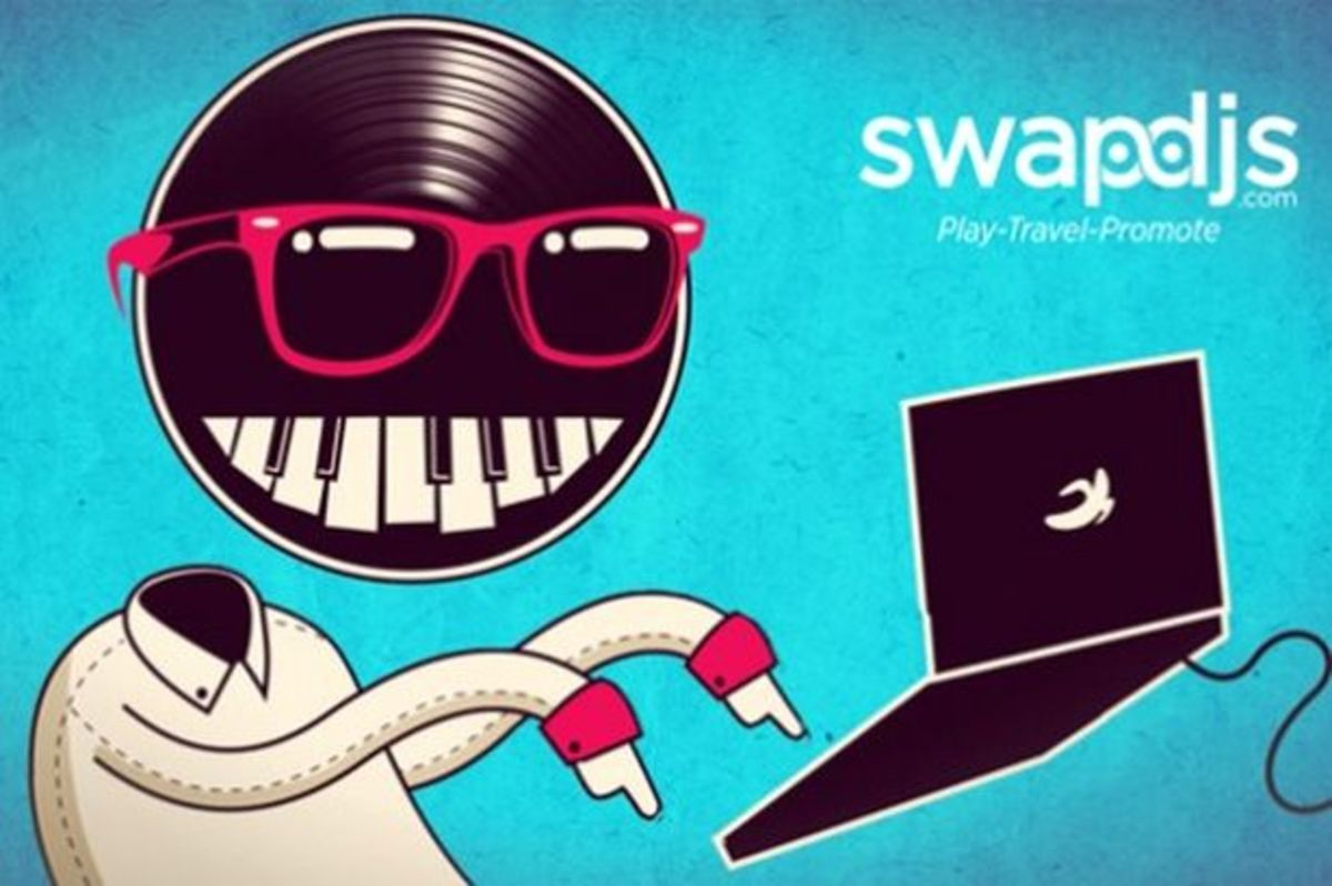 EDM Culture: Swap Gig For Gig, Studio For Studio- Swapdjs Launches Indiegogo Crowdfunding Campaign