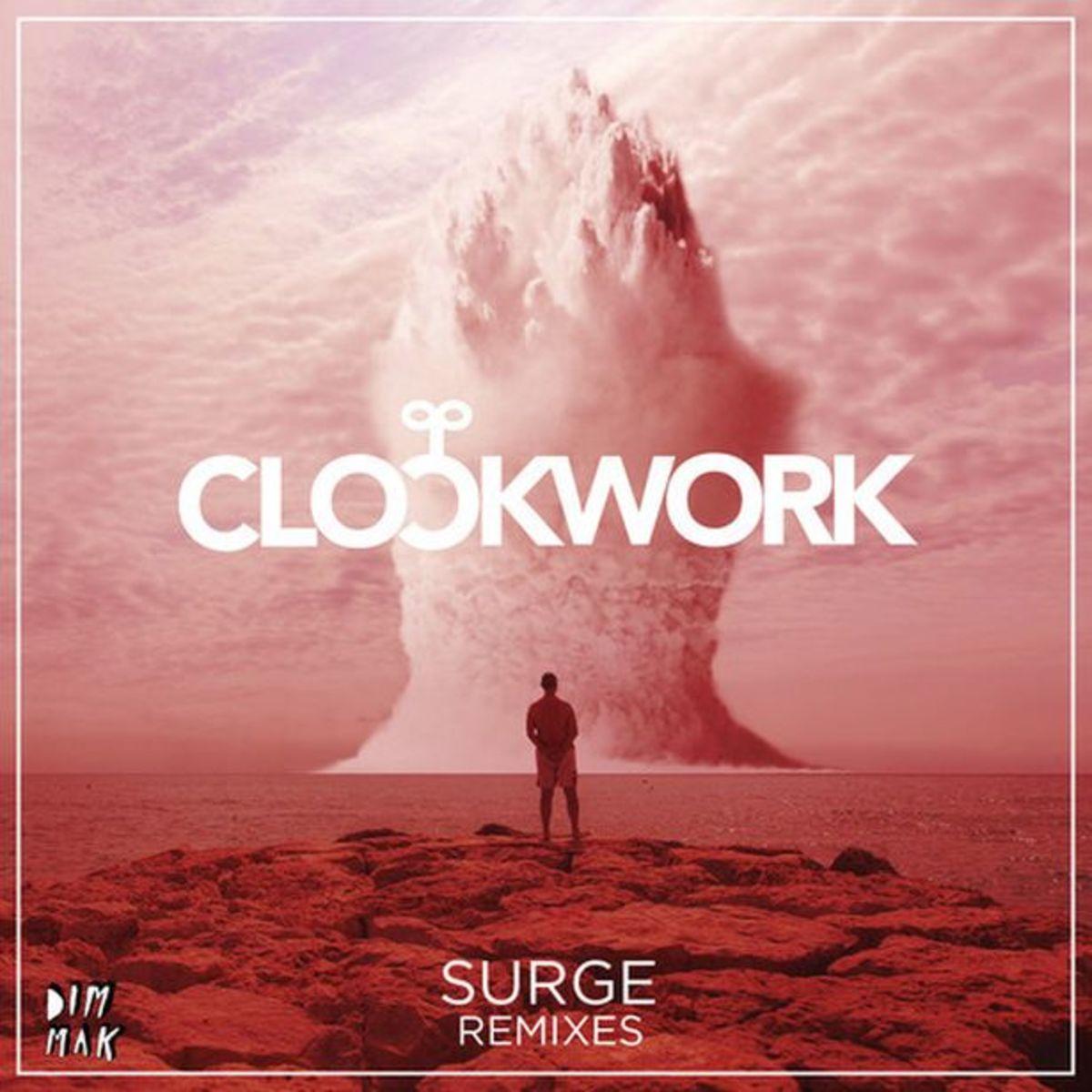 "EDM Download: Clockwork Shares The Charlie Darker Remix Of ""Surge""; Remix Package Out August 13 Via Dim Mak Records"