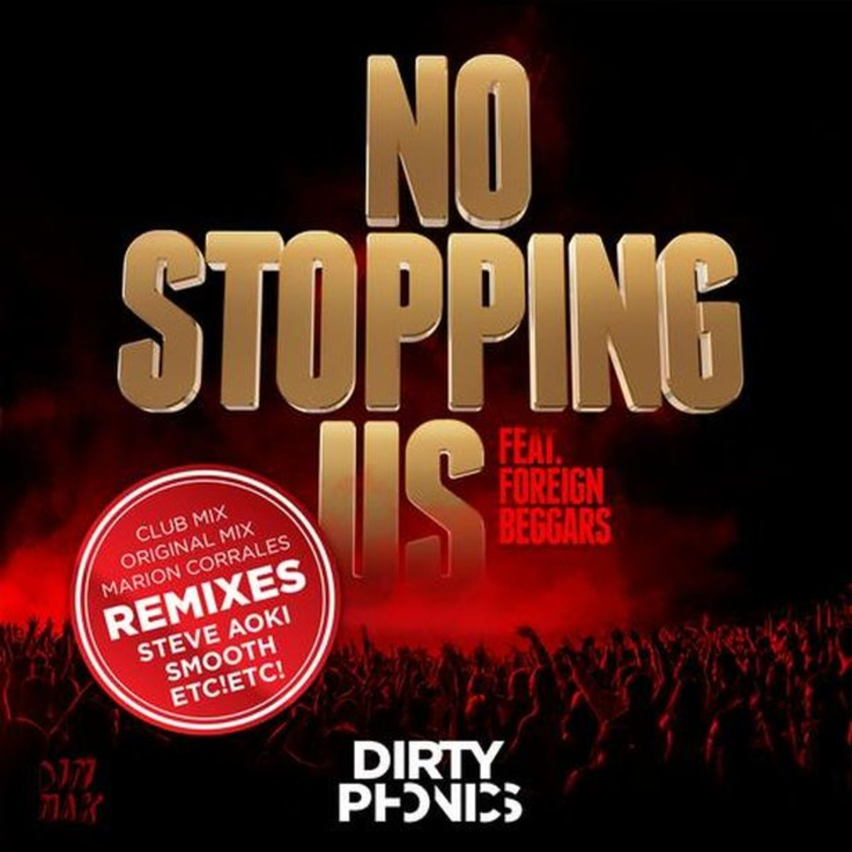 "EDM News: New Electronic Music From Dirtyphonics- ""No Stopping Us"" Remix Pack Out Now"