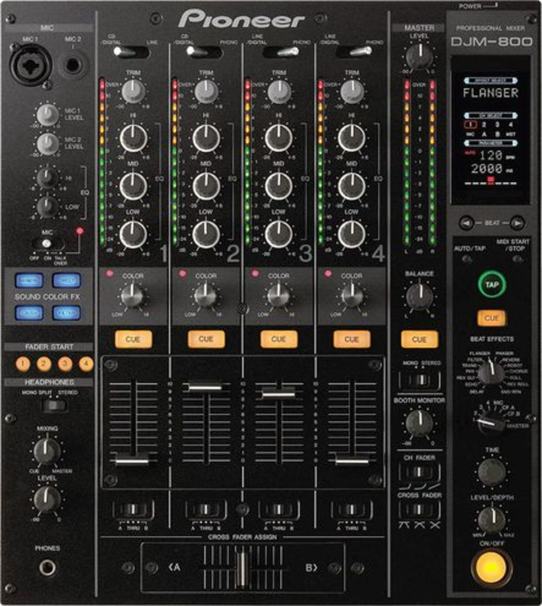 EDM Culture: A Countdown Of Ten Game Changing DJ Gear Innovations