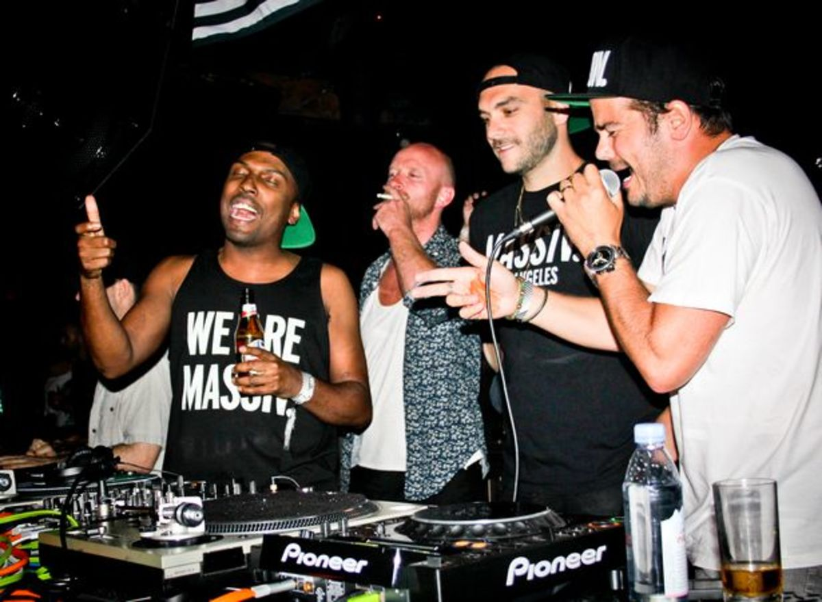 EDM Culture: Event Recap- Massiv Los Angeles Launch Party Featuring 12th Planet, AC Slater, DJ Craze, Toddla T And Thee Mike B