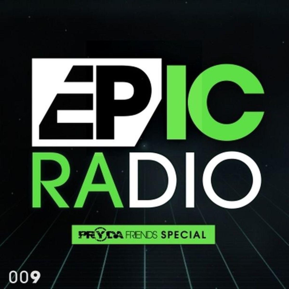 EDM Download: EPIC Radio 009 - Pryda Friends Special with Jeremy Olander & Fehrplay