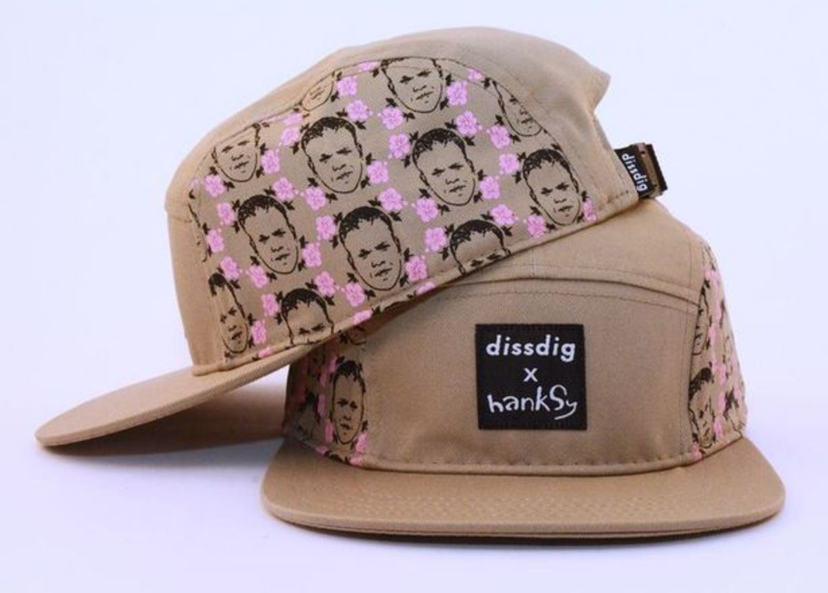 "EDM Culture: dissdig X Hansky - ""Hatt Damon"" Limited Edition Headwear"