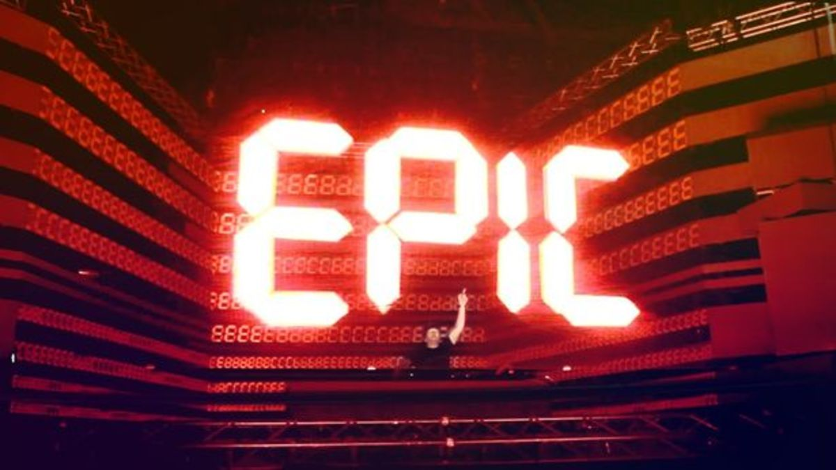 "EDM News: Eric Prydz' North American ""EPIC"" Tour To Capture The Imagination Of EDM Culture"