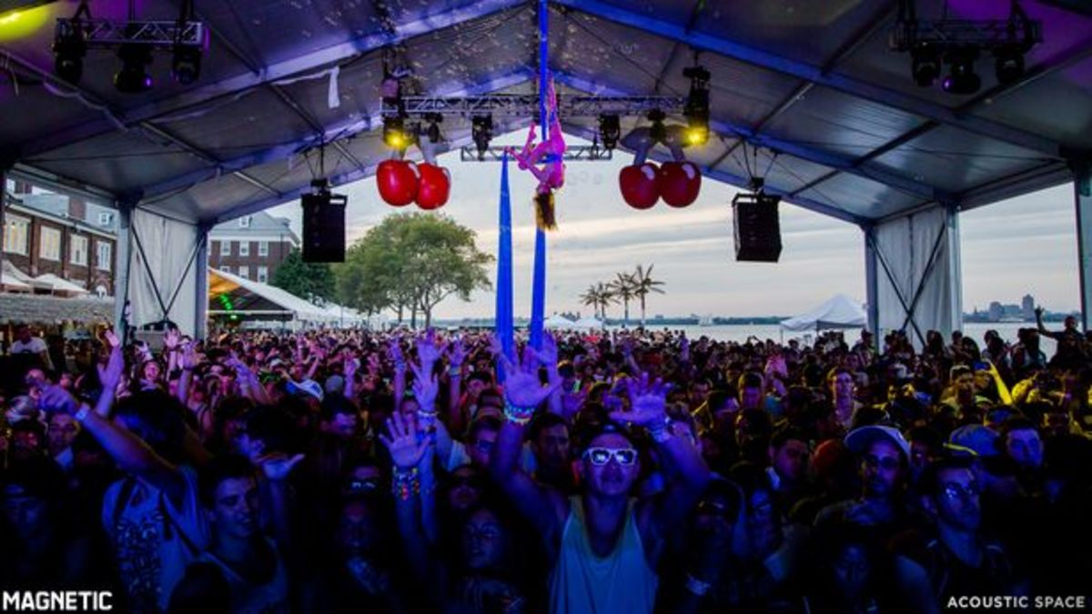 EDM Culture: Event Recap- Cosmic Gate Wakes Up New York on Governors Island