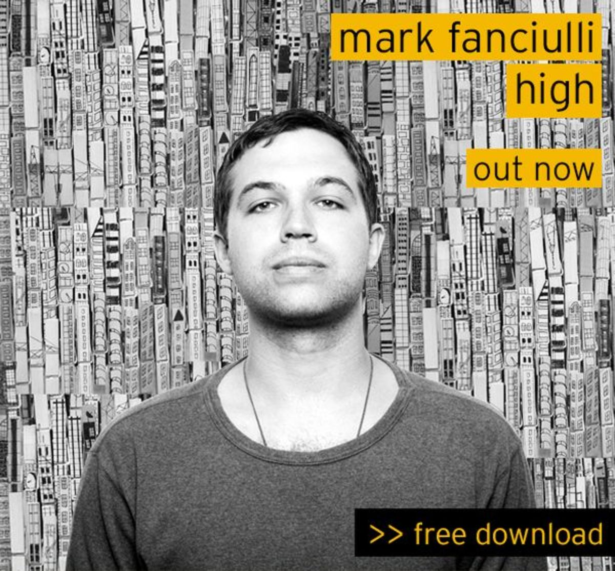 "EDM Download: Mark Fanciulli Shares ""High"" On SoundCloud; File Under 'House Music'"