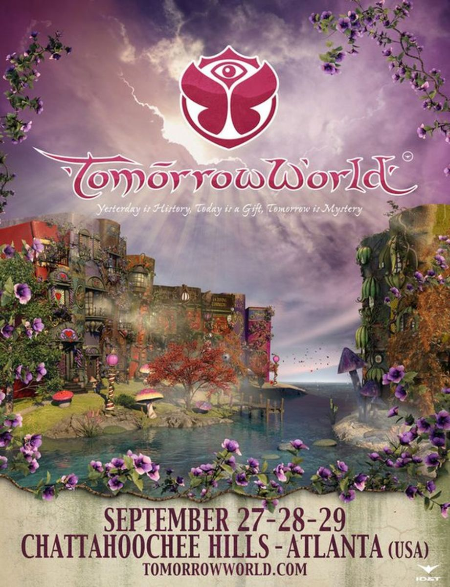 Tomorrowland The Book Of Wisdom 2012 Album