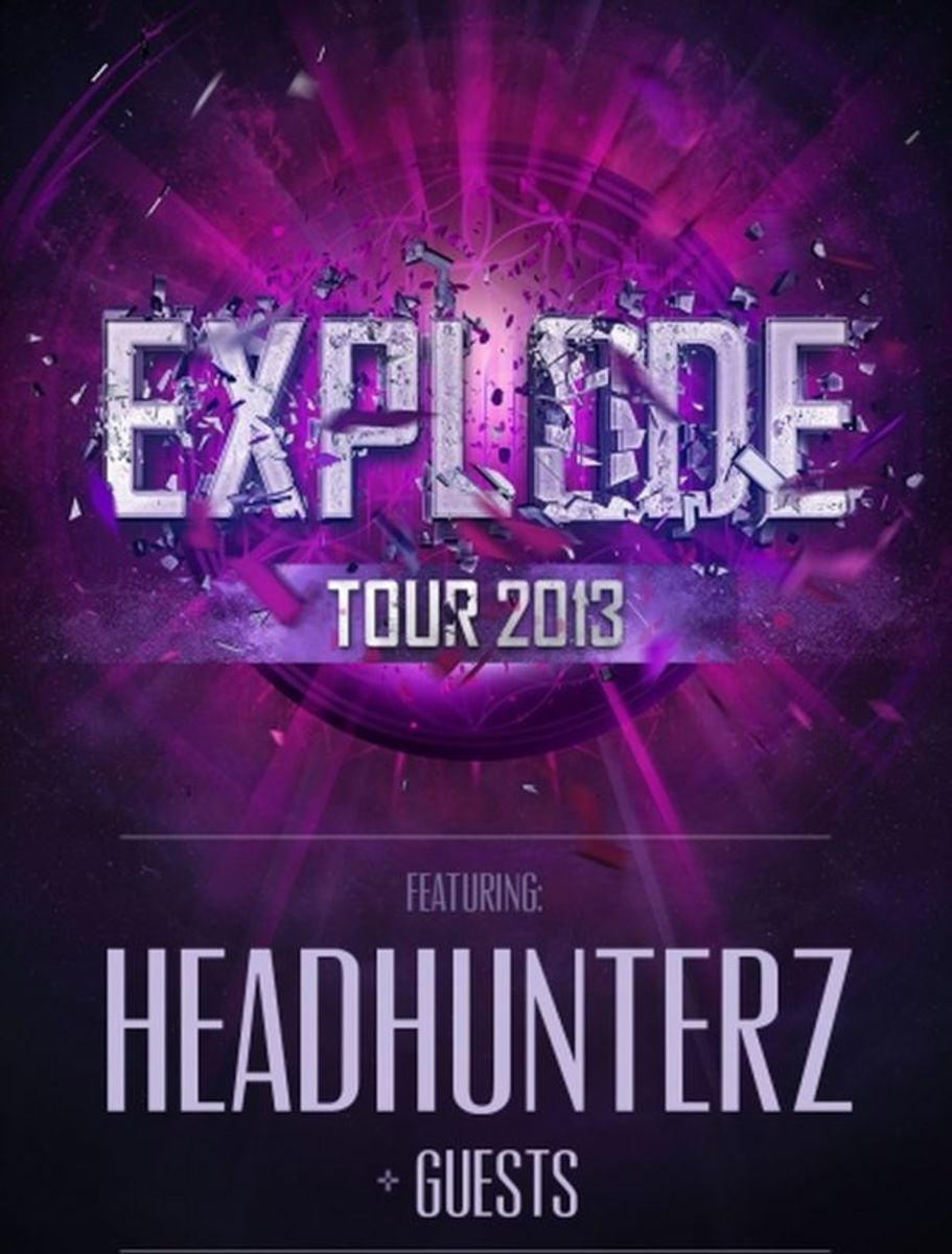 EDM News: Headhunterz Is Bringing Hardstyle To EDM Culture In The United States- Announces Explode Tour