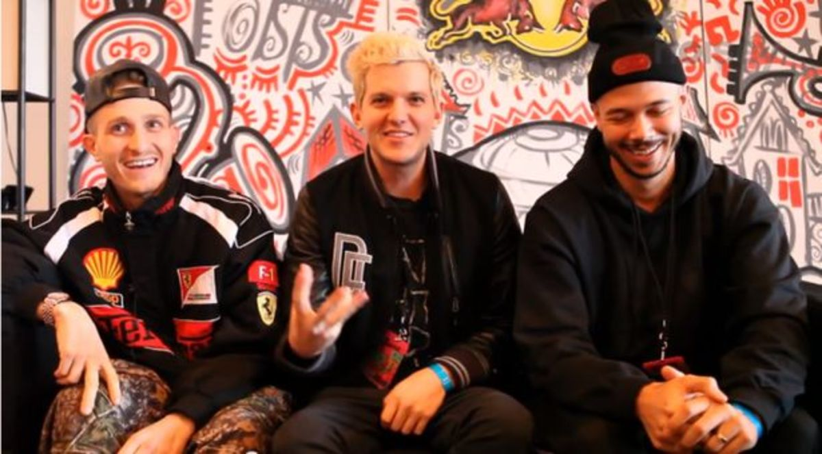 EDM Culture: Dillon Francis And Flosstradamus Talk Snapchat And Grindr