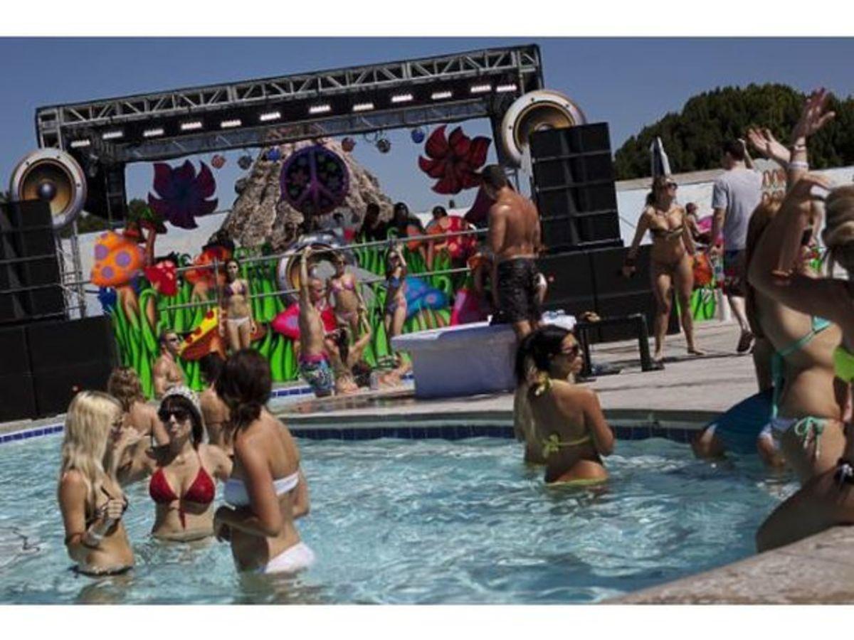 EDM News: Huntington Beach Officials Seek To Prevent EDM Pool Party