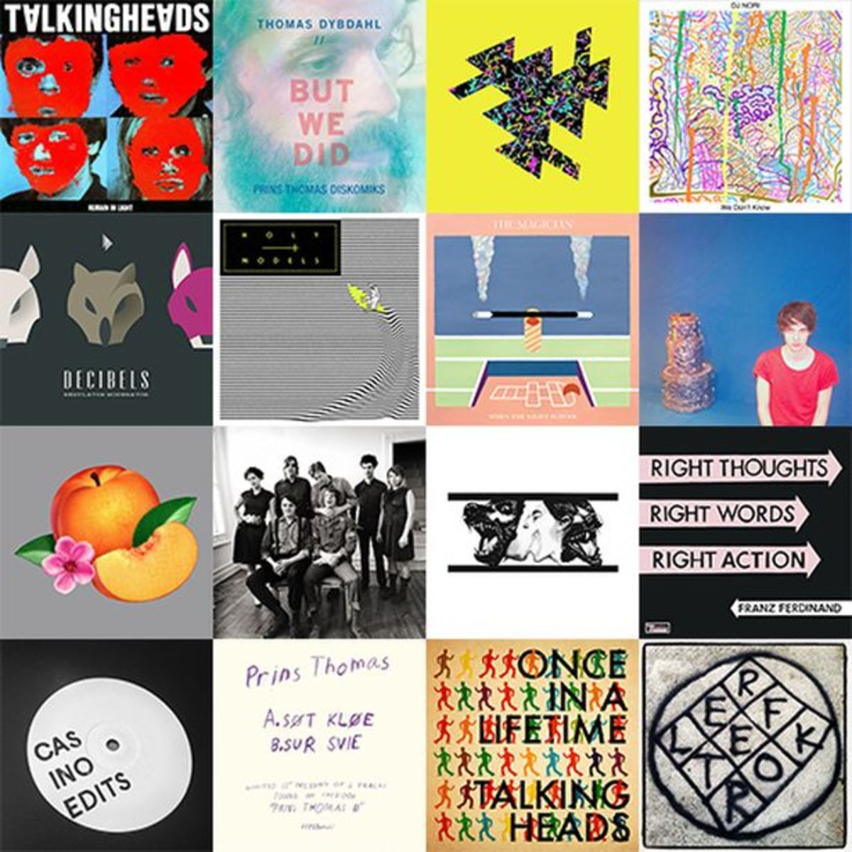 Push Music Mixtape: September 2013; File Under Nu Disco, Indie Dance And Rock