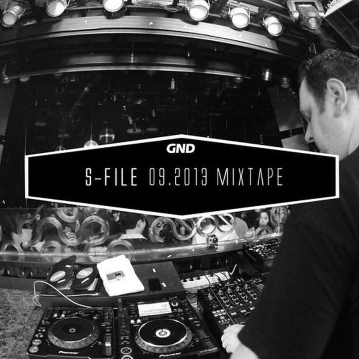 EDM Download: S-File Shares His September 2013 Mixtape