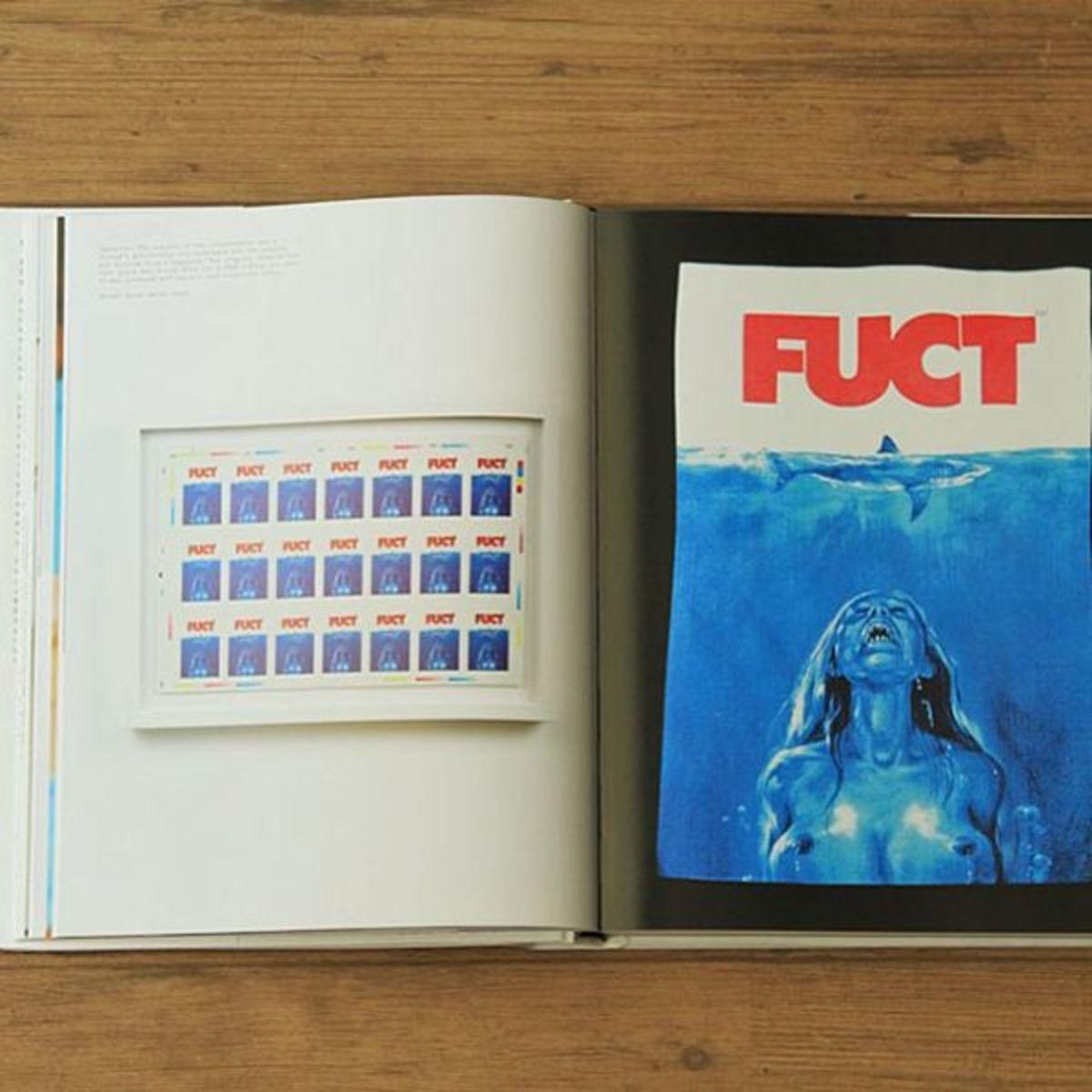 EDM Culture: Fuct Retrospective Book By Erik Brunetti