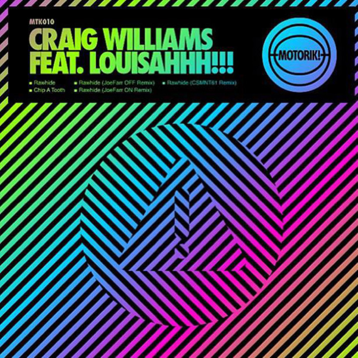 "EDM News: Los Angeles Producer Craig Williams Releases ""Rawhide"" EP Featuring Louisahhh Via Motorik Recordings"