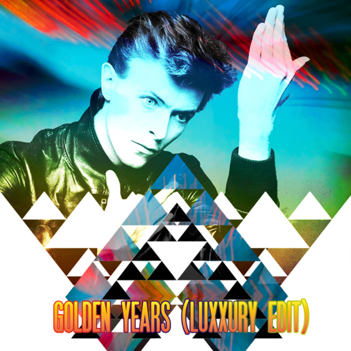 "EDM Download: Luxxury's Edit Of David Bowie's ""Golden Years"""