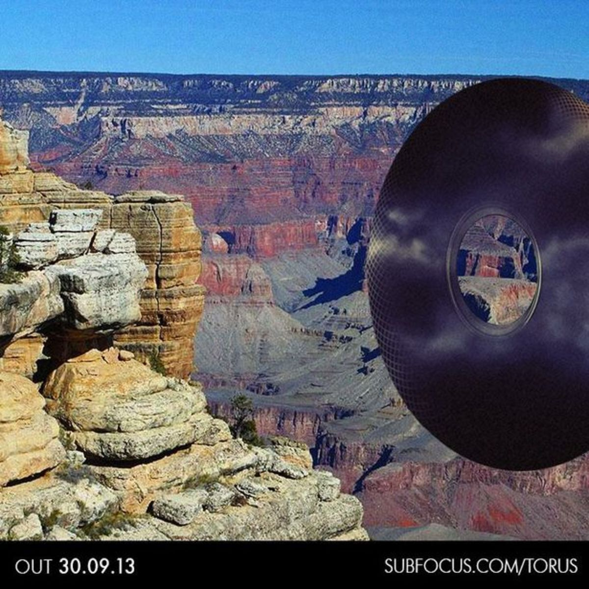 "EDM News: Sub Focus Launches First-Ever 3D Album Sampler/Scavenger Hunt For ""Tours"" With Google Maps"