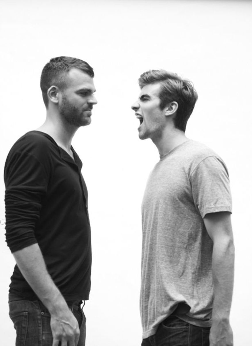 "EDM News: Cool Story, Bro- The Chainsmokers Talk With Magnetic Magazine And Debut Their Remix Of The Wanted's ""We Own The Night"""