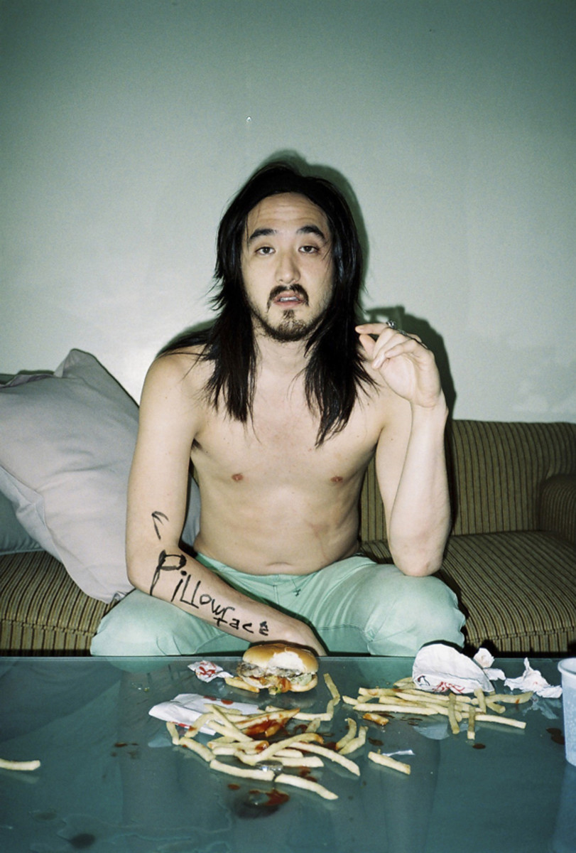 EDM Culture: A Fan Breaks Up With Steve Aoki Over The Internet